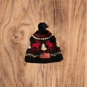 Polo puffer hat